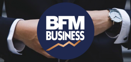 Interview de Maxime Botton sur BFM Business